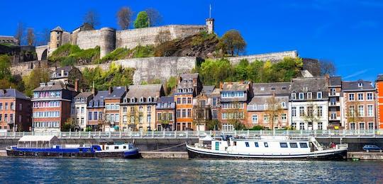Samodzielna gra ucieczki w Namur