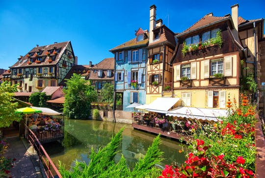 Colmar visit & Alsace wines private full day trip from Strasbourg