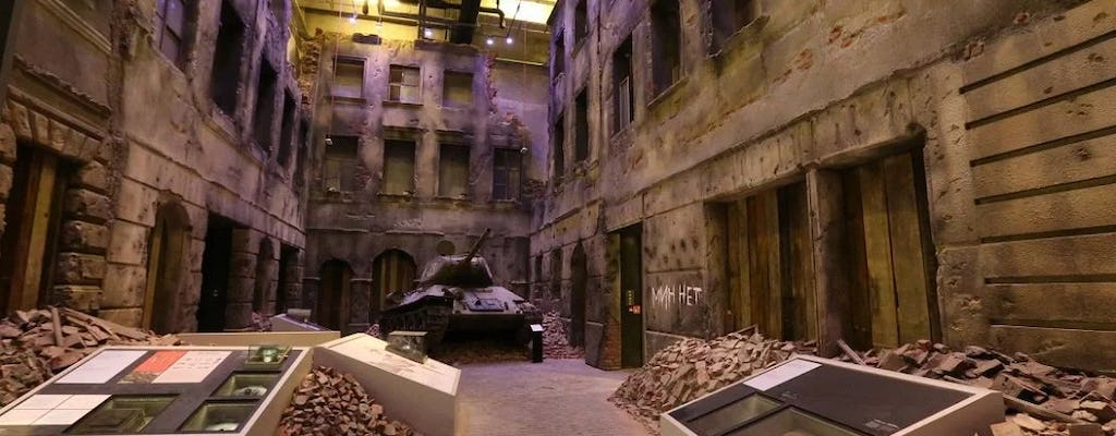 Gdansk private WWII tour with Museum of the Second World War ticket