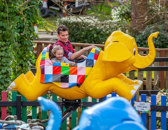 Chessington World of Adventures-tickets