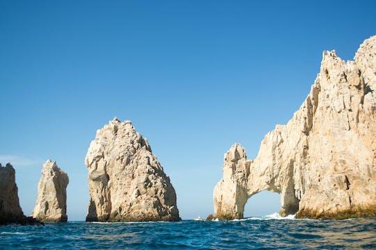 El Arco und Playa del Amor Kajak und Schnorcheln in kleinen Gruppen private Tour