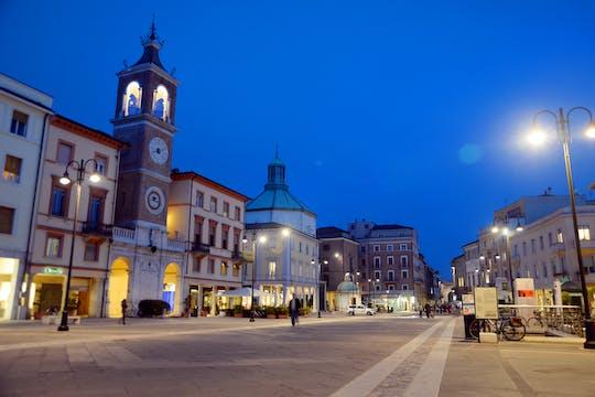 Rimini bei Nacht Kleingruppentour