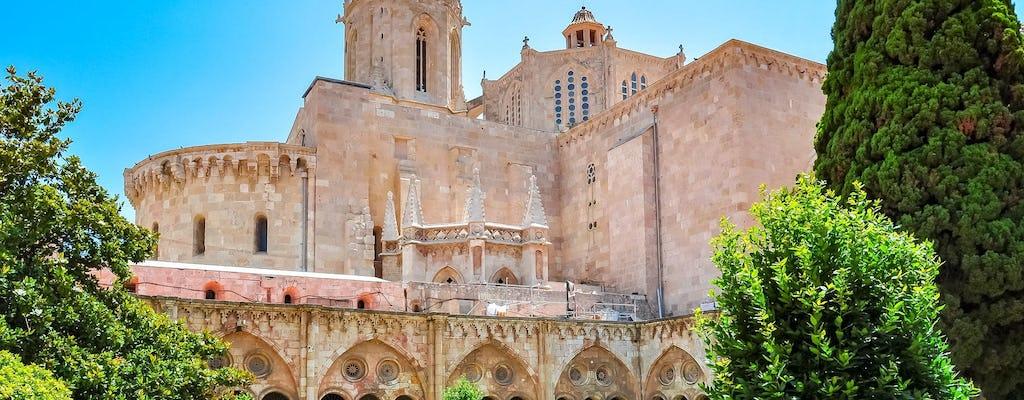 Bilhetes de entrada para a Catedral de Tarragona e o Museu Diocesano