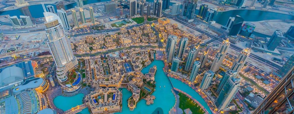 Passeio tradicional pela cidade de Dubai com pick-up em Ras Al Khaimah