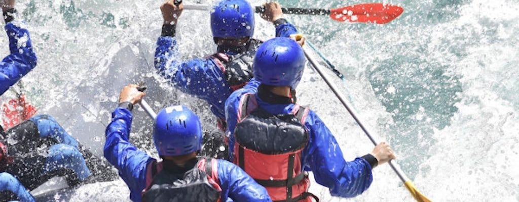 Рафтинг на реке Заалах