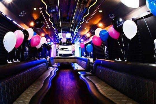 Noleggio autobus privato per feste a Vilnius