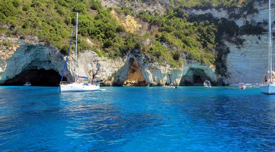 PAXOS-ANTIPAXOS FROM SOUTH (TICKET ONLY)