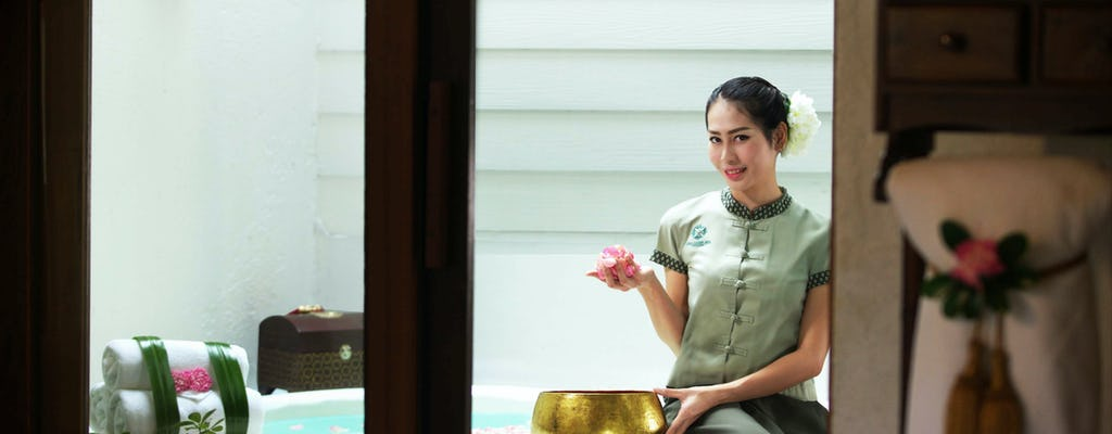 Massage Treatments at Oasis Spa Jomtien Pattaya