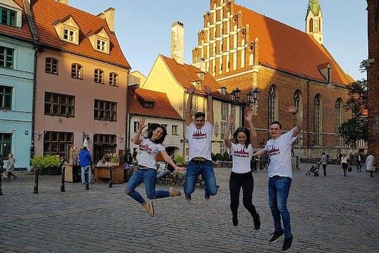 Il meglio del tour a piedi di Riga