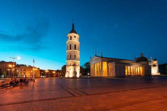 Tour dei fantasmi di 2 ore nella città vecchia di Vilnius