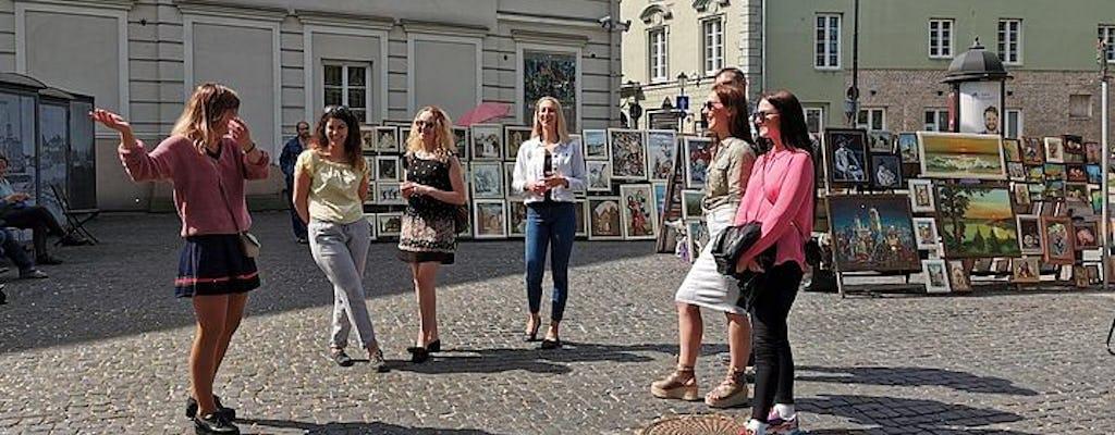 Frauen von Vilnius 2-stündiger Rundgang
