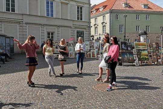 Women of Vilnius 2-hour walking tour