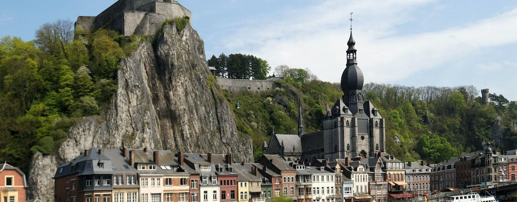 Self-guidedescape game in Dinant