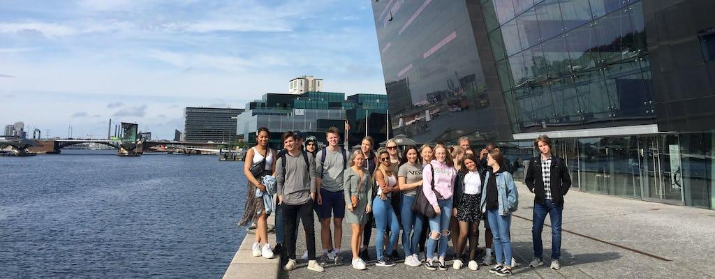 Sustainable walking tour in cool Copenhagen