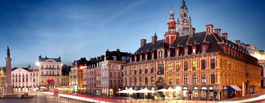 Gioco di fuga autoguidato a Lille