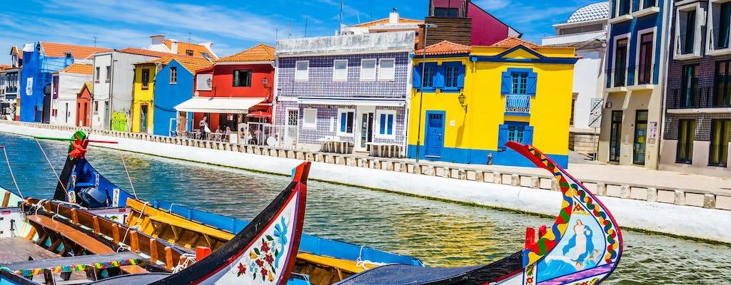 Tour privado de Aveiro y Coimbra desde Oporto