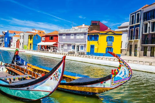 Aveiro and Coimbra private tour from Porto