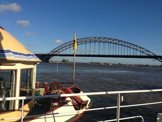 Cruzeiro de barco panqueca em Nijmegen
