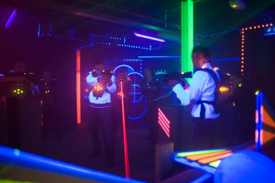 Bilet do Lasergame Rotterdam