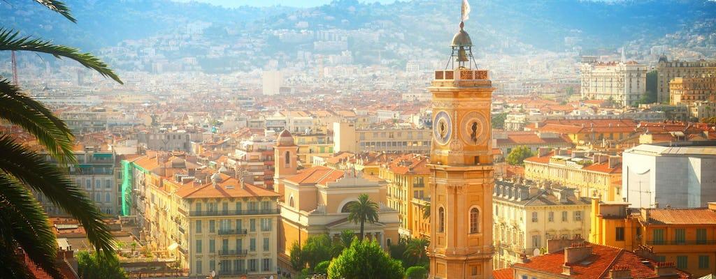 Zelfgeleide ontsnappingsgame in Nice
