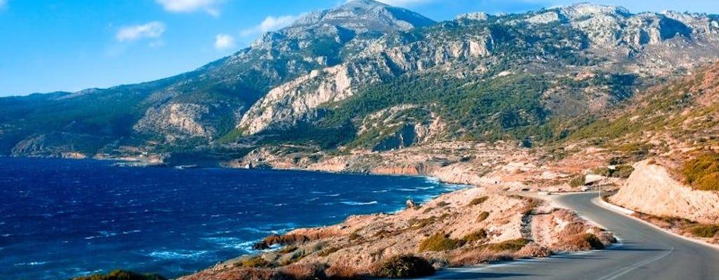 Tour privato della Creta orientale da Heraklion