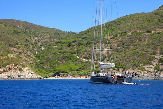 Aperitif for sailors at Tenuta delle Ripalte