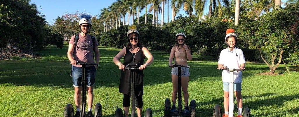 Tour in scooter autobilanciato di Star Island