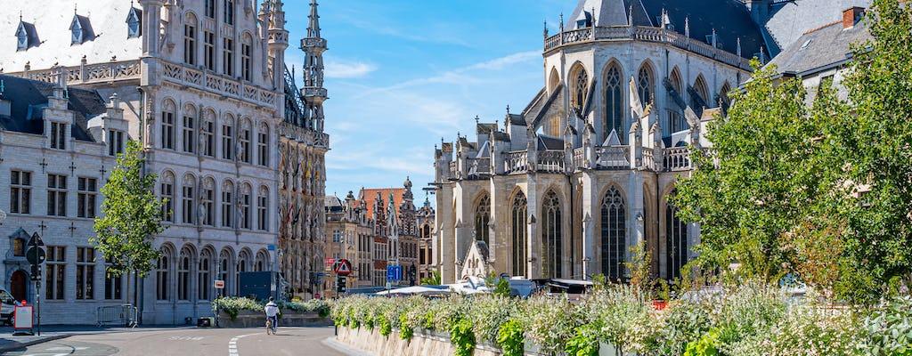 Passeio a pé em Leuven com trilha autoguiada pela cidade