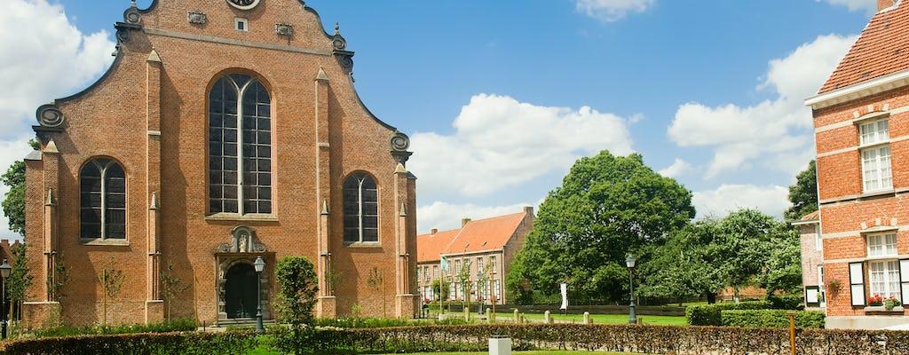 Passeio a pé em Turnhout com trilha autoguiada pela cidade