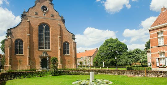 Walking tour in Turnhout with a self-guided city trail