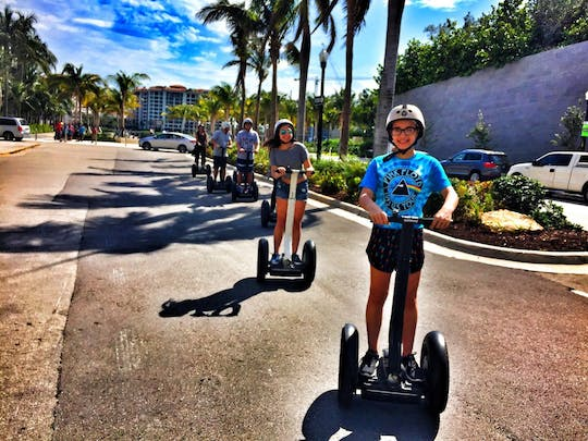 Venetian Islands Miami self-balancing scooter tour