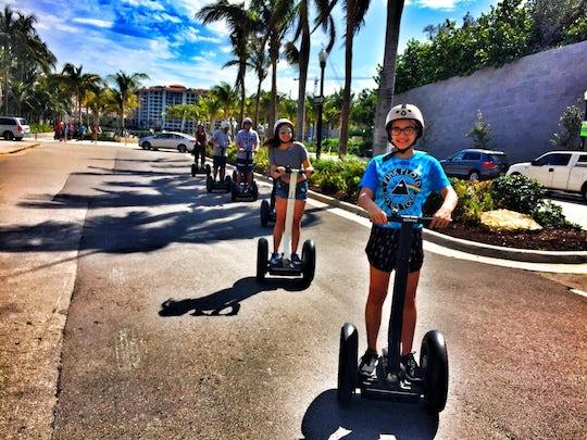 Venetian Islands Miami self-balancing scooter tour