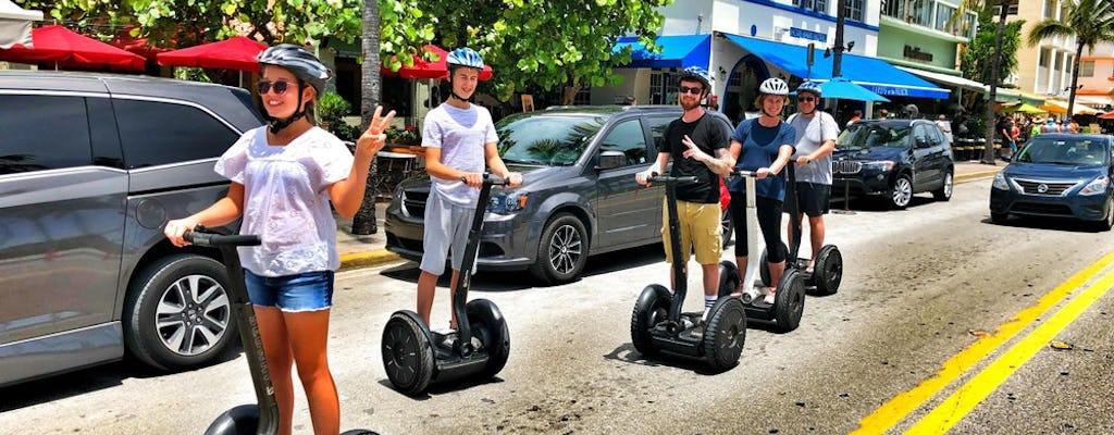 Tour en scooter autoequilibrado Millionaire's Row Miami