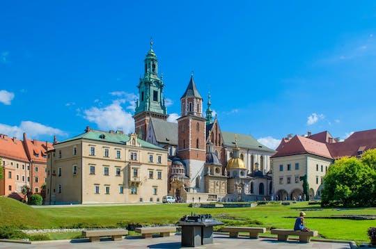 Tour de día completo a Cracovia y las minas de sal de Wieliczka desde Varsovia