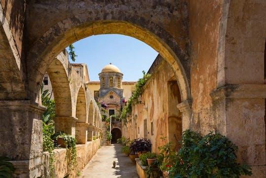 Private christliche Pfadführung auf Kreta