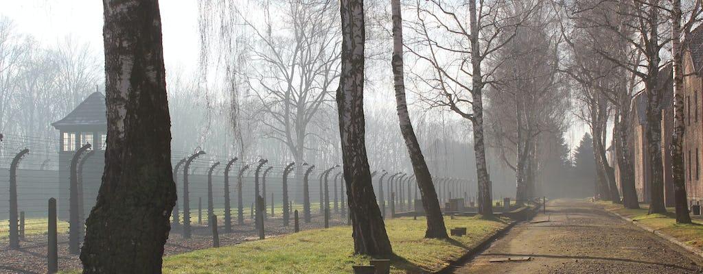 Тур Аушвиц-Биркенау с частным транспортом из Кракова