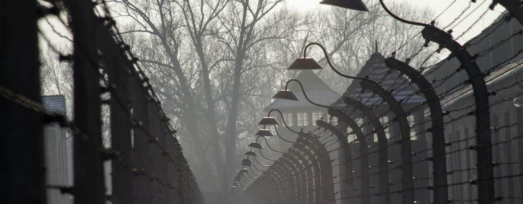Tour privado de Auschwitz y el casco antiguo de Cracovia desde Katowice