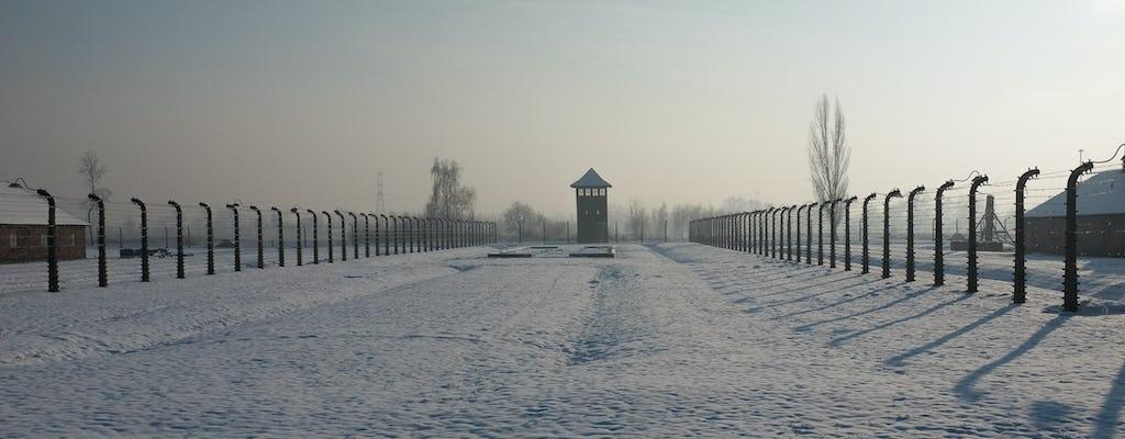 Экскурсия по Освенциму с частным транспортом из Катовице