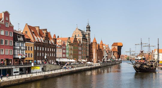 Full-day private tour to Gdansk from Warsaw