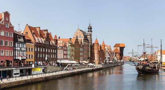Tour privado de día completo a Gdansk desde Varsovia