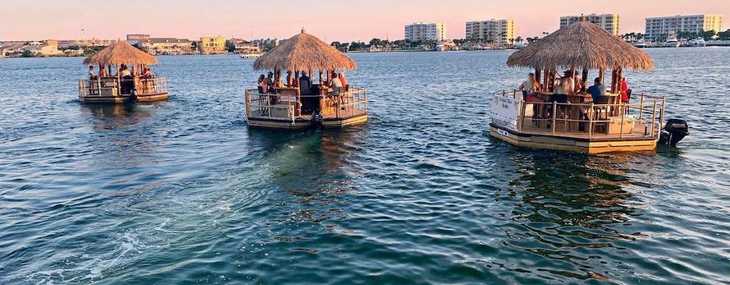 Ottawa River tour on the Lilo boat