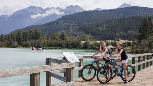 Whistler sightseeing tour from Vancouver