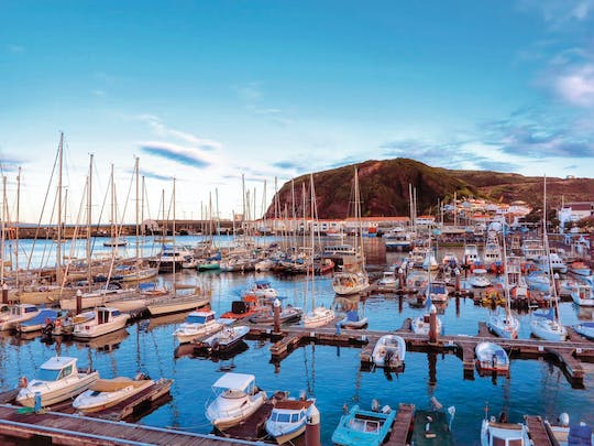 Half Day City Tour in Faial