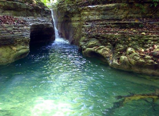Geländetour mit Damajagua-Wasserfällen Wanderung