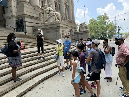 Нью-Йорк рабство и метрополитена тур