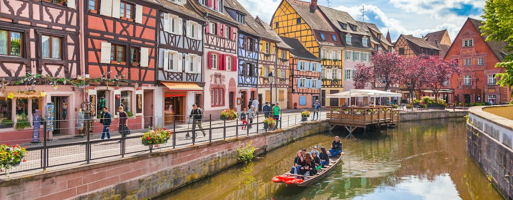 Alsace villages and wine private tour from Strasbourg
