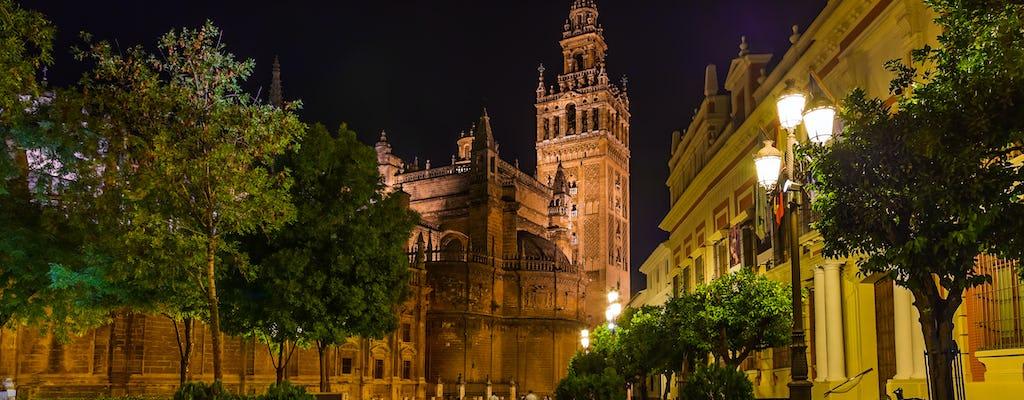 Tour gratuito de lendas e mistérios de Sevilha