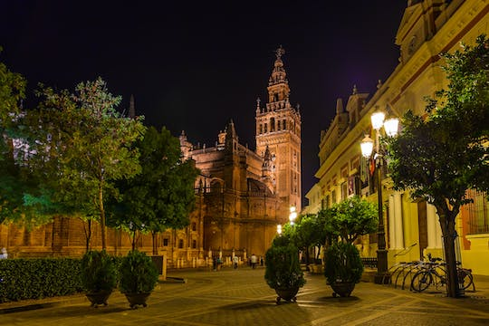 Legends and mysteries of Seville free tour