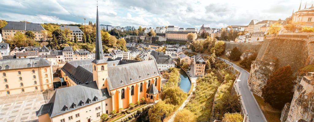 Samodzielna gra ucieczki w centrum Luksemburga