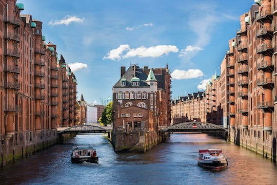 Hamburg private half-day walking tour with a local - 100% personalized